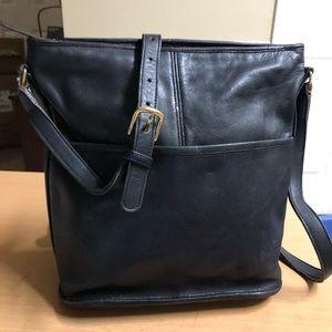 Coach Vintage Bag Shoulder Bucket 0148-039 USA